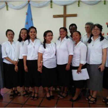 Nouvelles des communautés des Philippines