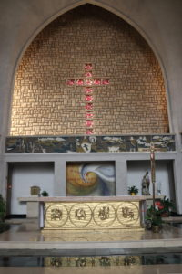 Chœur de la chapelle Sainte Émilie de Rodat