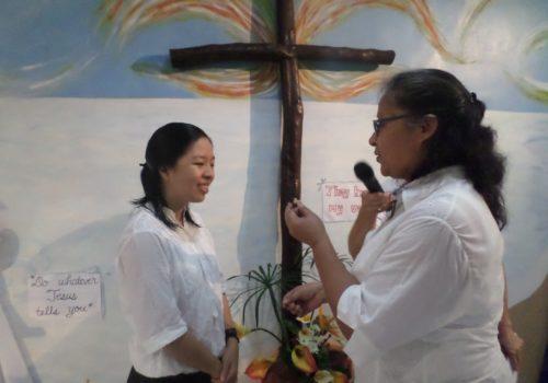 Miss Dan Nguyen, Vietnamienne