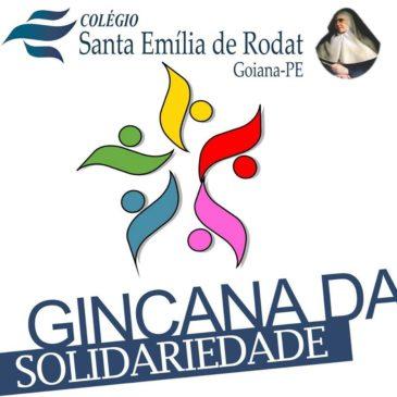 Brésil : Gincana da solidariedad