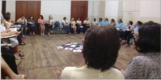 Brésil : réunion Laïcs Sainte Famille