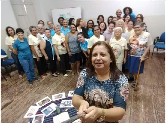 Brésil : groupe des Laïcs Sainte Famille de Casa Forte