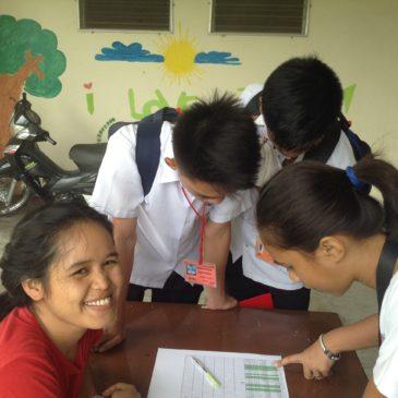 La rentrée scolaire aux Philippines