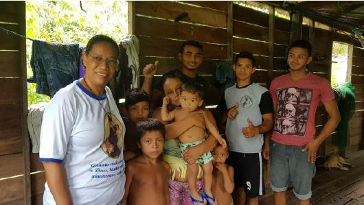 Mission de la Vie Religieuse Jeune en Amazonie
