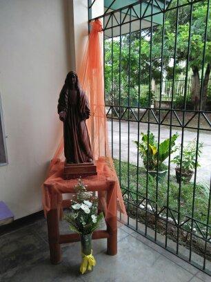 Mois du Rosaire aux Philippines