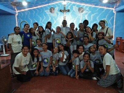 Fête de Ste Emilie aux Philippines