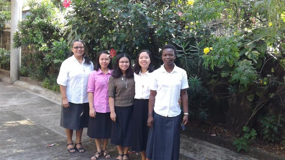 Sainte Famille Emilie de Rodat Manille