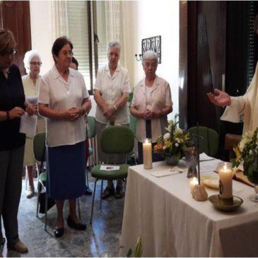 Fête de Sainte Emilie à la Maison de secteur de Madrid