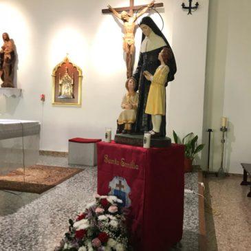 Sainte Emilie – Paroisse de Argamasilla