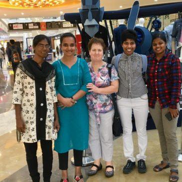 A Pune en Inde