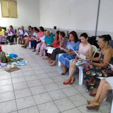 Laïcs Sainte Famille du Brésil en formation