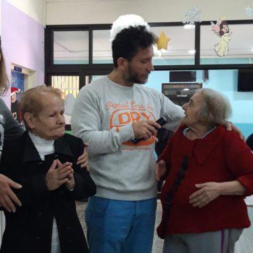 Les Laïcs Sainte-Famille de Jounieh (Liban) accueillent les personnes âgées