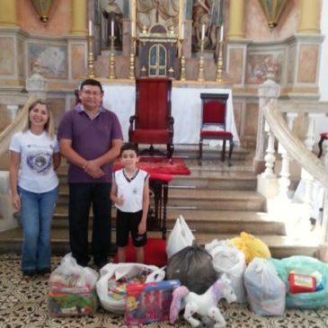 Un Noël solidaire au Brésil