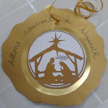 Prière pour se préparer à Noël à Jounieh