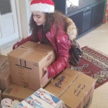 Noël de partage de Jounieh à Jbeil au Liban