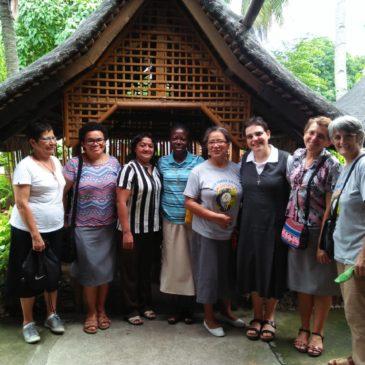 Rencontre des Formatrices aux Philippines