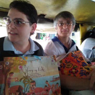 Visite inédite à des familles pauvres de Old Balara…