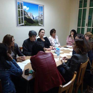 Retraite annuelle des Laïcs Sainte-Famille du Liban