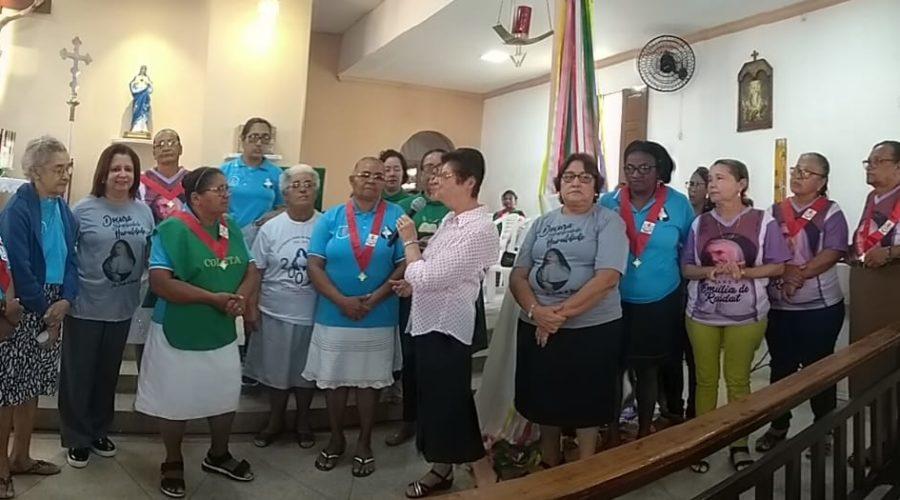 Avec les Laïcs Sainte-Famille