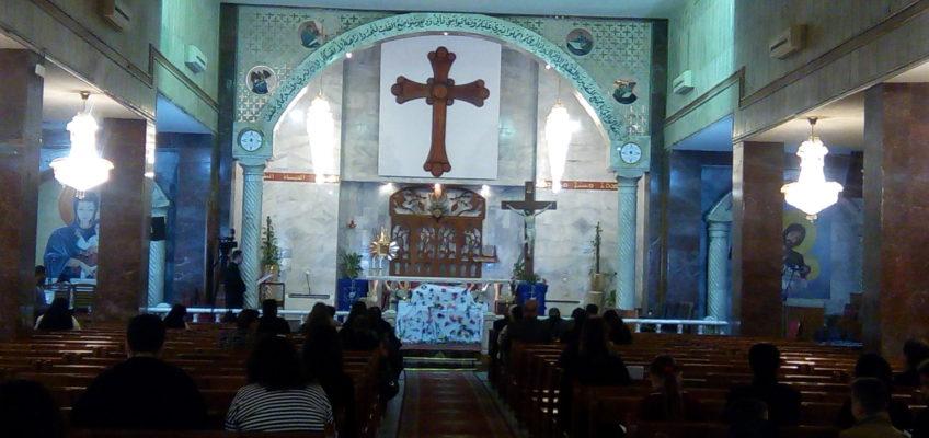 Église accueillante
