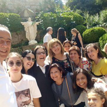 Fête de Sainte Emilie au Liban