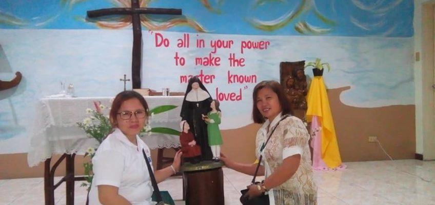 Ses amies célèbrent  sainte Émilie