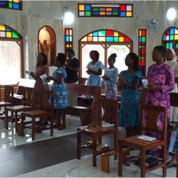 Sainte Émilie en Côte d'Ivoire