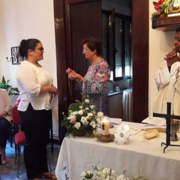 Témoignage d'une postulante espagnole