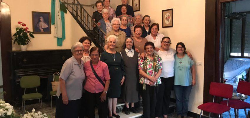 Des représentantes de toutes les communautés de Madrid