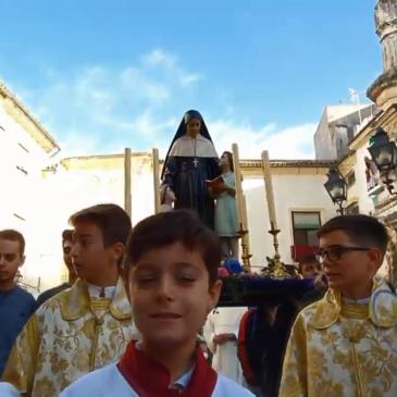 En Espagne, Sainte Émilie fêtée à l'école de Cordoue
