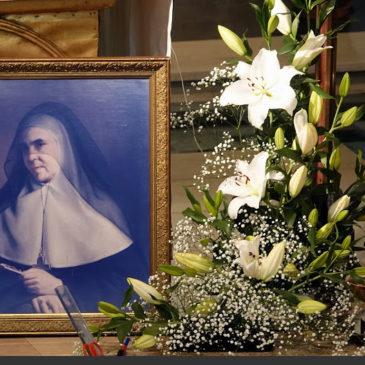 Sainte Émilie à la Maison-Mère