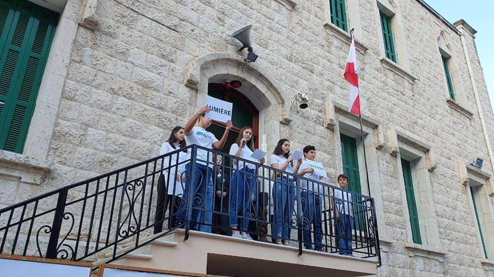 La paix pour le bien du Liban