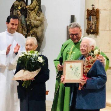 Hommage à une Sœur espagnole, Sr Rosa Sendra