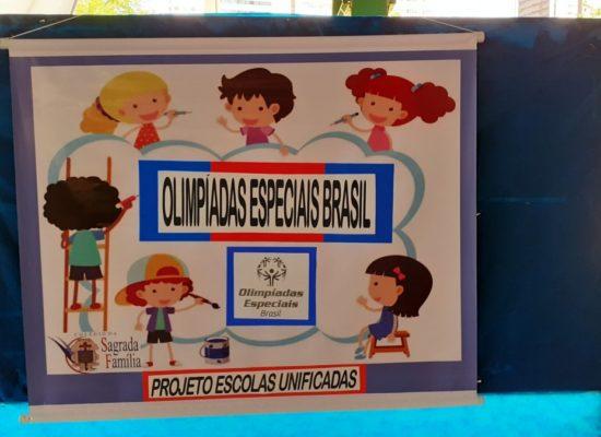 L'affiche des Olympiades