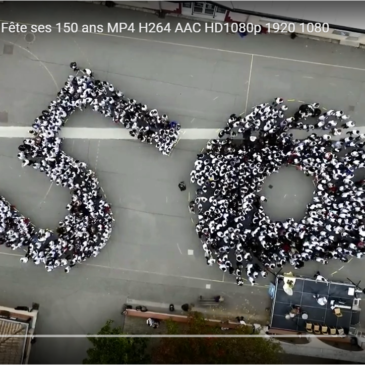 150 ans de l'ensemble scolaire Emilie de Rodat de Toulouse