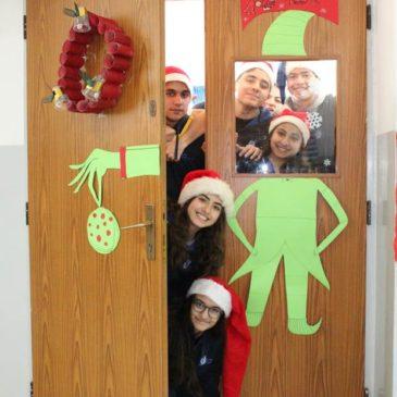 Noël écolo à Fanar au Liban