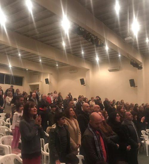 Une assemblée levée, ressuscitée