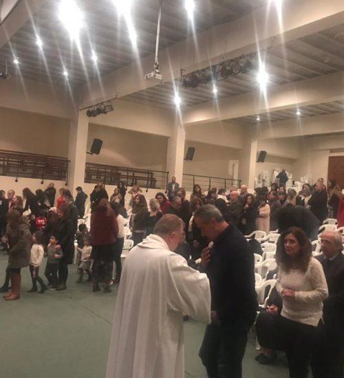 Temps de communion
