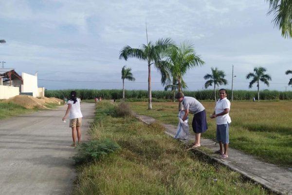 La route est longue avant de retrouver des environnements propres