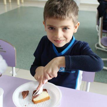 Au Liban, l'éducation au savoir-vivre des CP