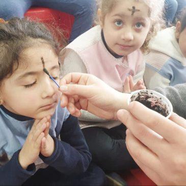 Au Liban, une entrée en Carême par les Cendres