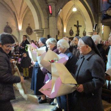 Témoignages d'action de grâce pour les Sœurs de Nogent-le-Rotrou