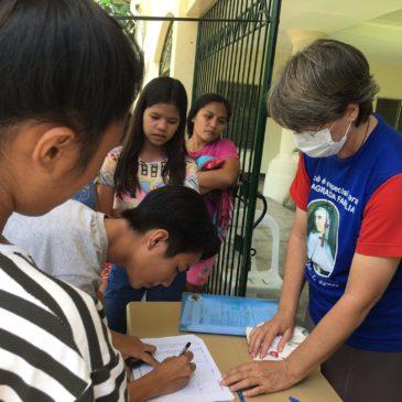 Aux Philippines aussi, le confinement est instauré