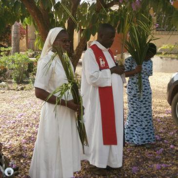 Les Rameaux célébrés en Côte d'Ivoire