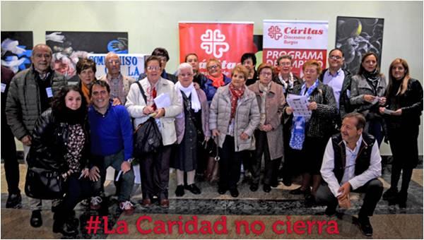 A Miranda en Espagne avec la Caritas (Fr/Esp)