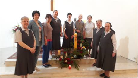 Renouvellement de vœux au Liban