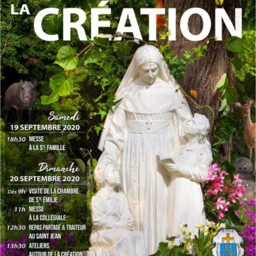 Sainte-Émilie prévue à Villefranche-de-Rouergue