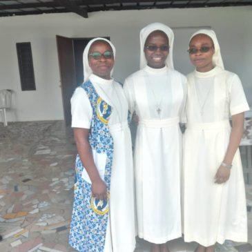 Une nouvelle professe : Sr Antoinette en Côte d'Ivoire (fr/Eng/esp)