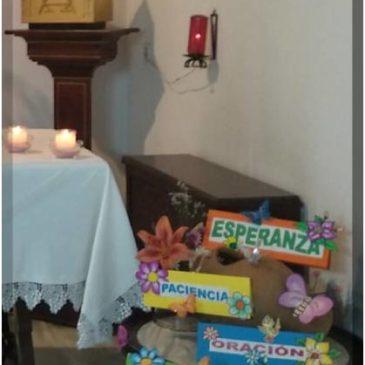 L'atelier de l'espérance à Córdoba Alcántara (esp/frs)