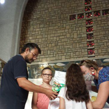 Fête de Sainte Émilie à l'école de Villefranche-de-Rouergue